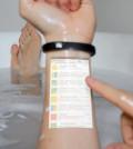 Virtual Wrist Touch Screen Phone