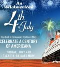 4th of july at the queen mary