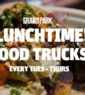 Grand Park LA Food Truck