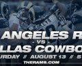Rams vs Cowboys preseason game 2016