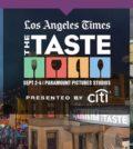 The taste of Los Angeles2016