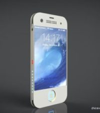 iPhone-8 front view