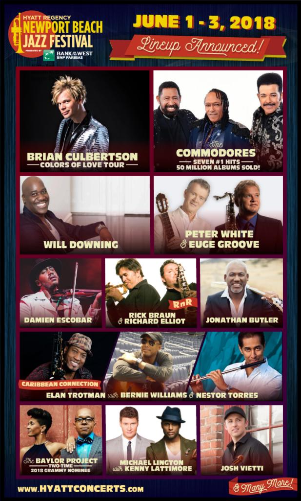 Newport Beach Jazz Festival – Let's Talk Los Angeles